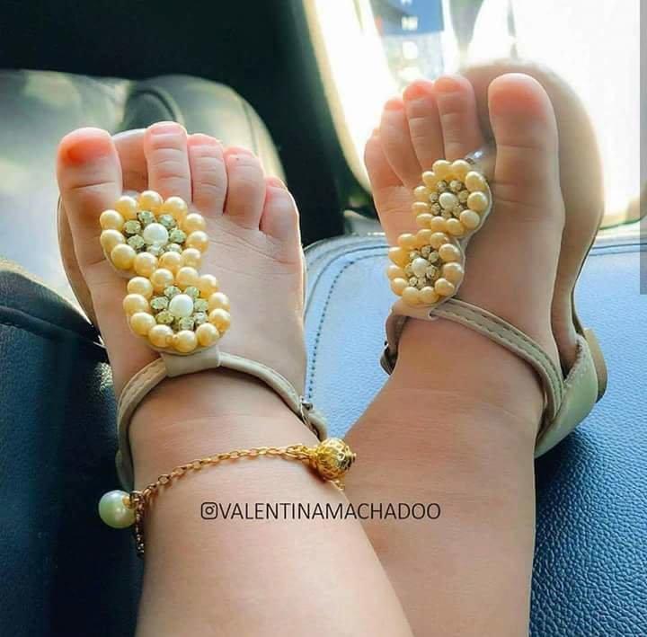 أحذية #أطفال صغار #بنات - صورة ٧