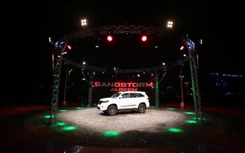 سيارة #الريم المصنعة محليا في #الإمارات يتم إطلاقها من #أبوظبي بمحرك تيربو ٢ ليتر #سيارات - صورة ٧