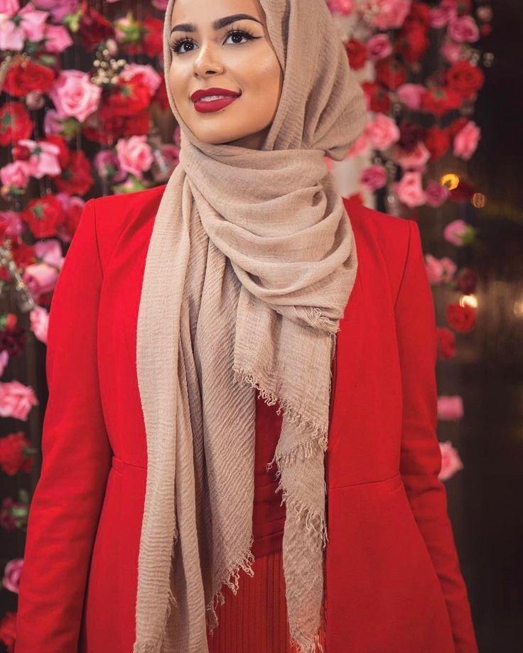 صور #بنات بأنواع مختلفة للفات #الحجاب - صورة ٤