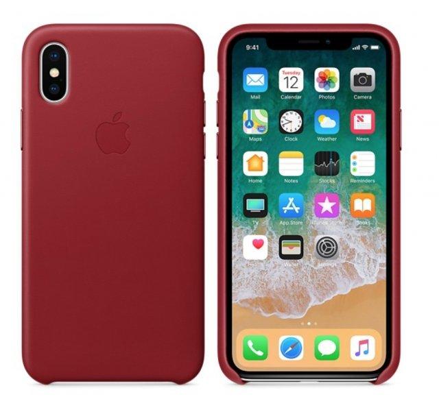 شركة #Apple تعلن عن هاتف #IPhone8 بلون احمر يذهب ريعه لعلاج مرضى الإيدز - صورة ٢