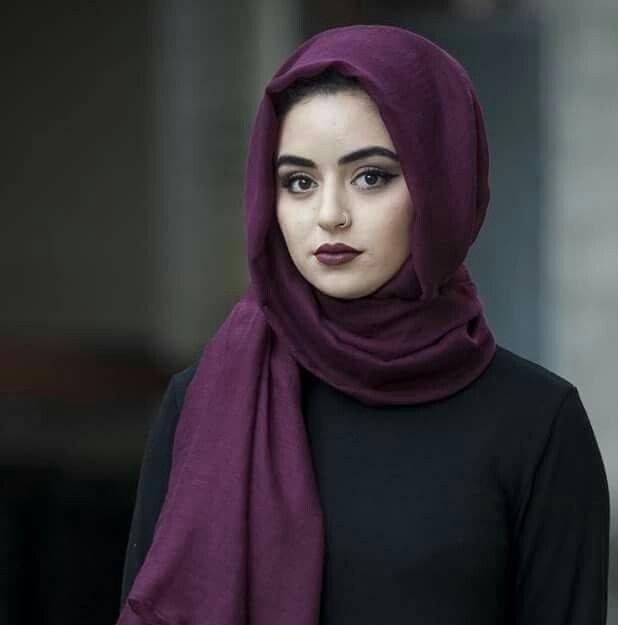 صور #بنات بأنواع مختلفة للفات #الحجاب - صورة ١٣