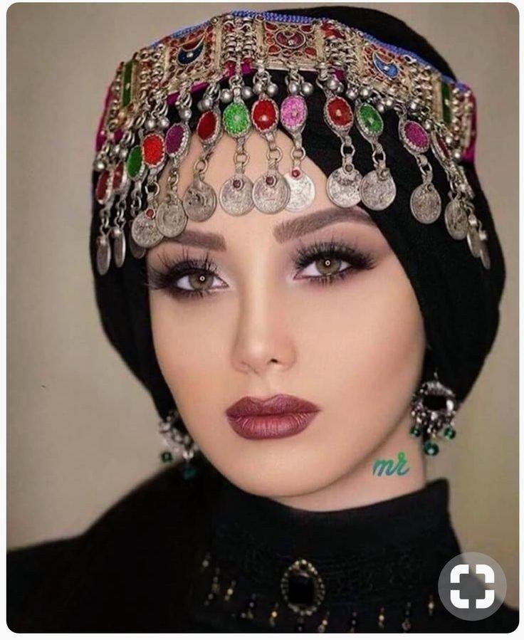صور #بنات بأنواع مختلفة للفات #الحجاب - صورة ١٢