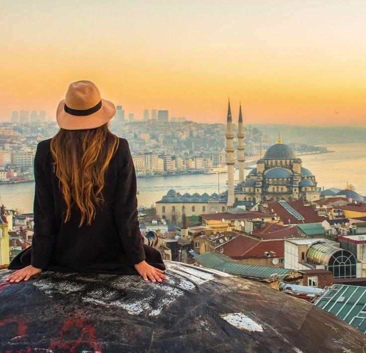 مدينة إسطنبول في تركيا رمزيات خلفيات صورة ١٦