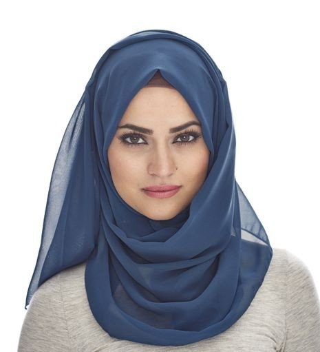 صور #بنات بأنواع مختلفة للفات #الحجاب - صورة ٨
