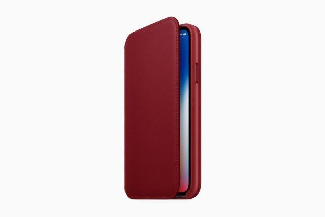 شركة #Apple تعلن عن هاتف #IPhone8 بلون احمر يذهب ريعه لعلاج مرضى الإيدز - صورة ٤