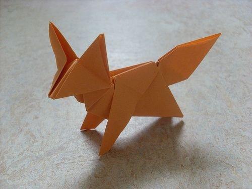 فن ال #Origami الياباني - صورة ٧