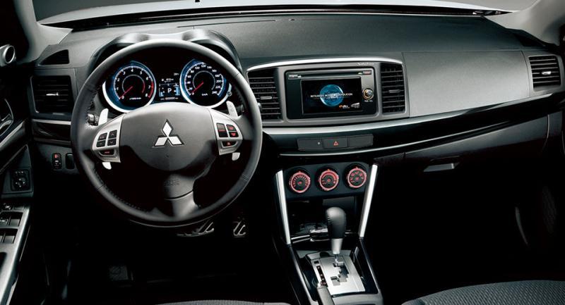 سيارة #ميتسوبيشي #لانسر موديل 2018 #Mitsubishi #سيارات - صورة 7