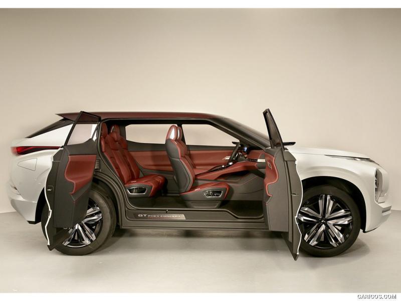 سيارة GT PHEV من شركة #ميتسوبيشي #سيارات - صورة ٨