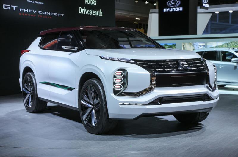 سيارة GT PHEV من شركة #ميتسوبيشي #سيارات - صورة ٣
