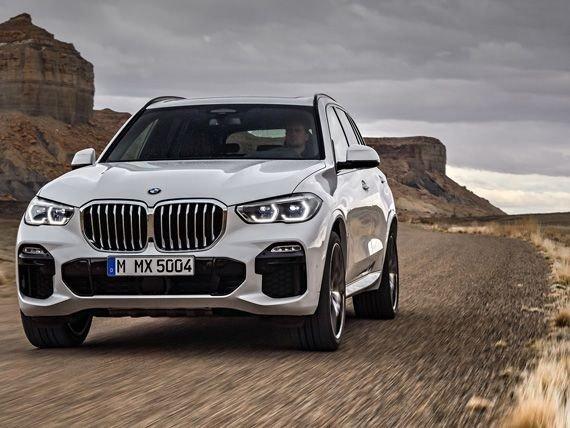 سيارة #BMW الفئة #X5 موديل ٢٠١٩ #سيارات - صورة ٤