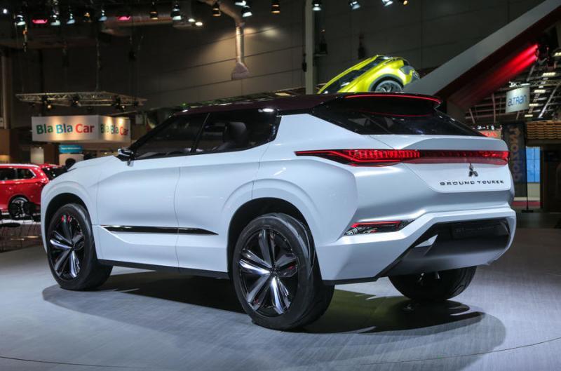 سيارة GT PHEV من شركة #ميتسوبيشي #سيارات - صورة ٢
