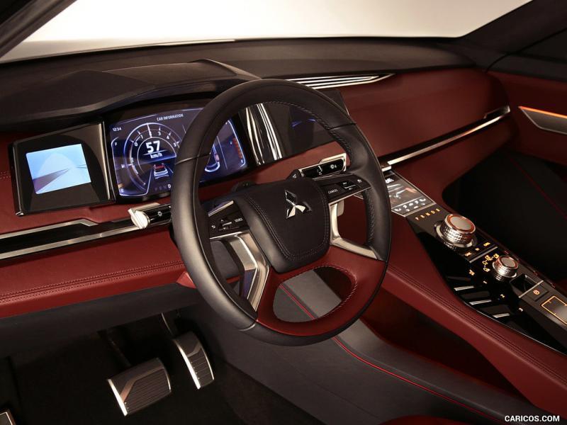 سيارة GT PHEV من شركة #ميتسوبيشي #سيارات - صورة ٧