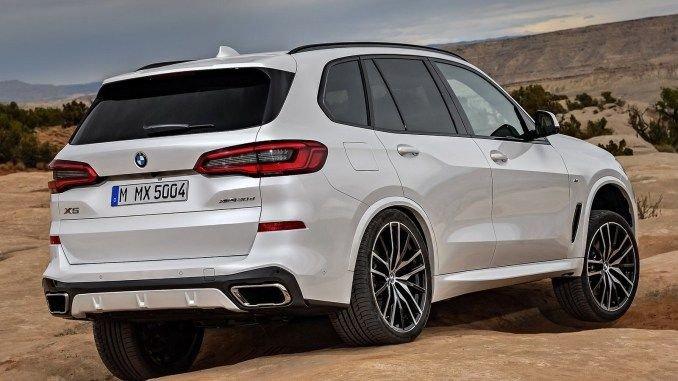 سيارة #BMW الفئة #X5 موديل ٢٠١٩ #سيارات - صورة ٥