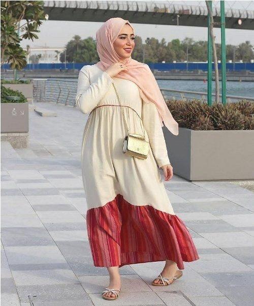 ستايلات #حجاب منوعة #بنات - صورة ٧