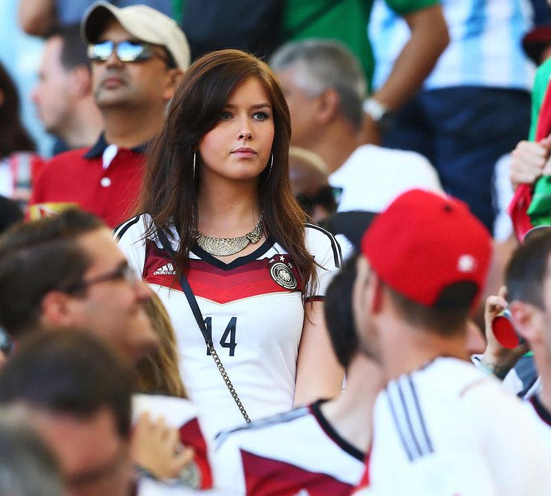 #مشجعات #ألمانيا في #كأس_العالم #روسيا ٢٠١٨ - صورة ٧