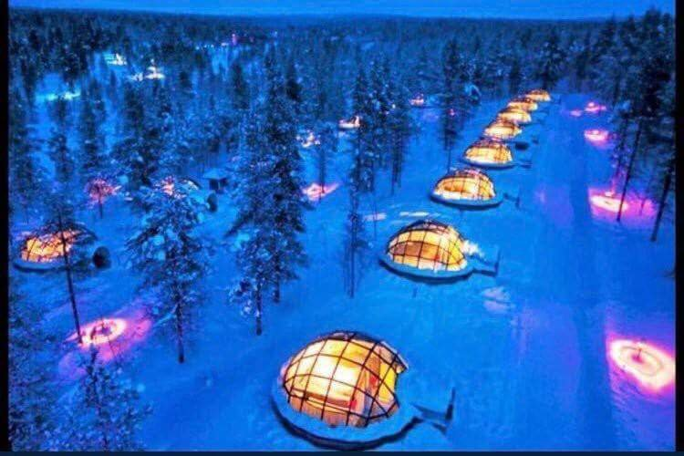 فندق كاكسلوتانين #فنلندا - صورة ١