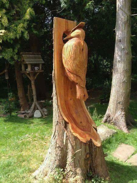 #منحوتات دقيقة جدا في #الخشب #فن - صورة ٤
