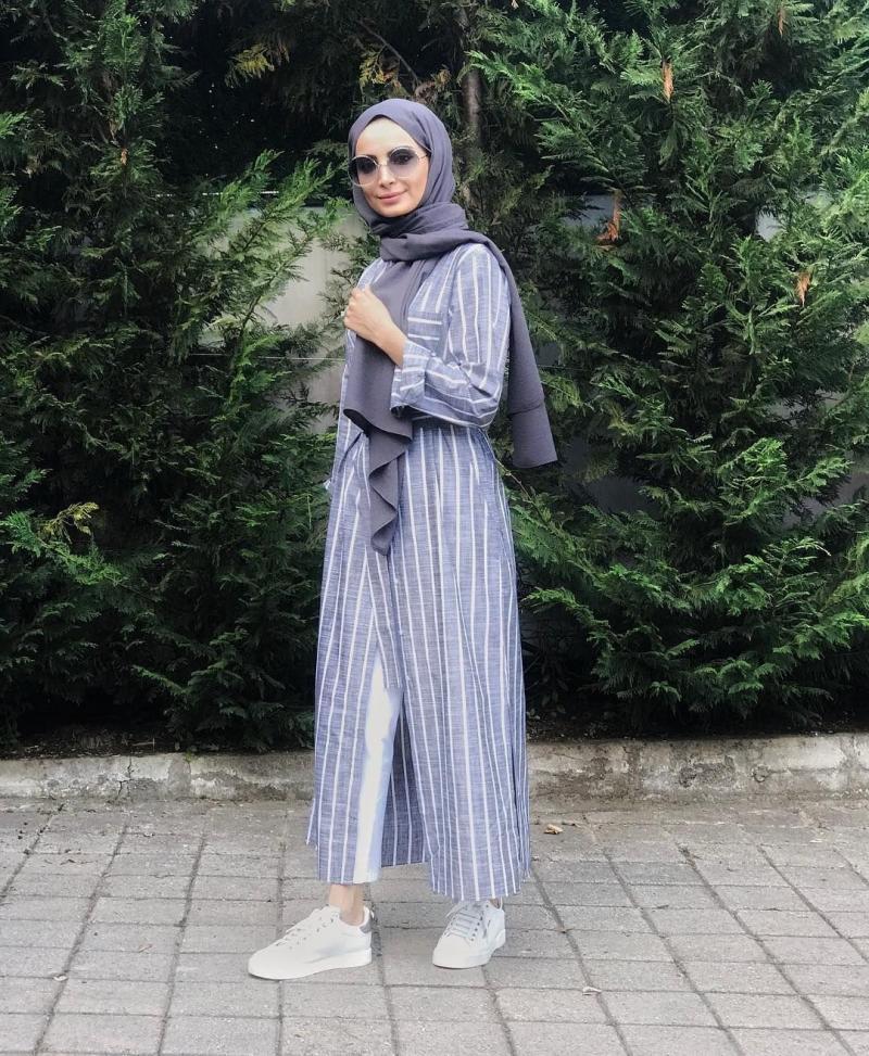 ستايلات #حجاب وملابس #محجبات #بنات - صورة ٥