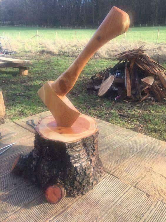 #منحوتات دقيقة جدا في #الخشب #فن - صورة ٣
