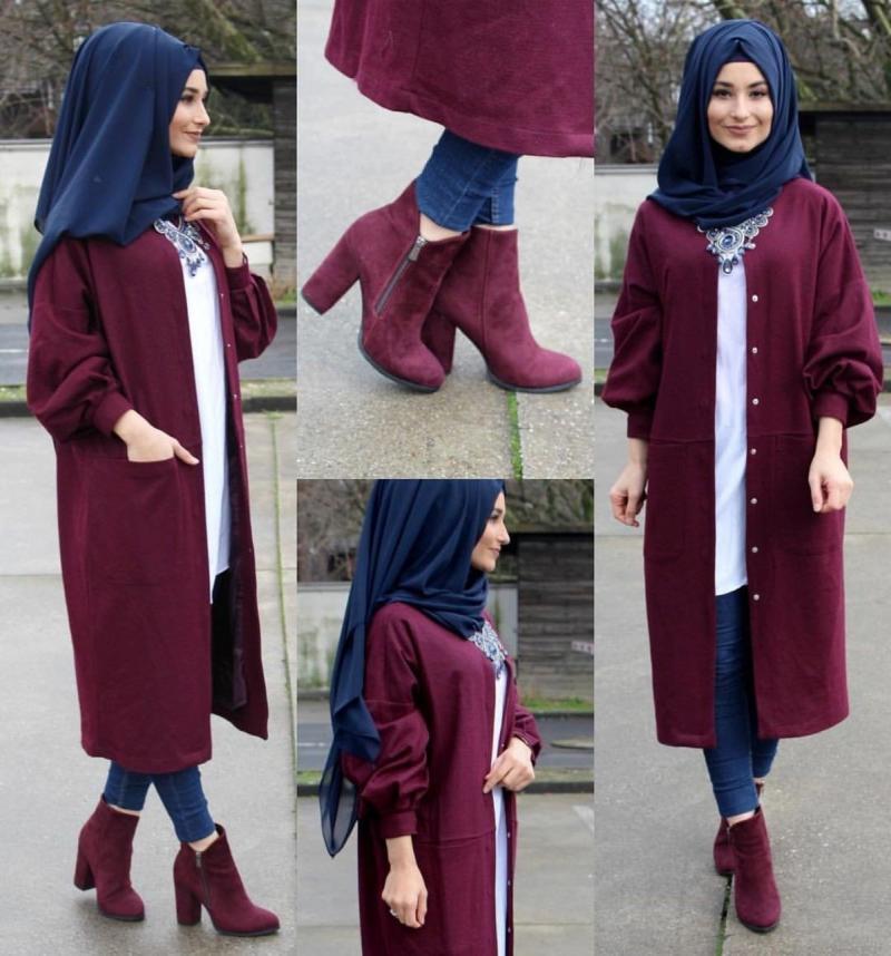 ستايلات #حجاب وملابس #محجبات #بنات - صورة ٤