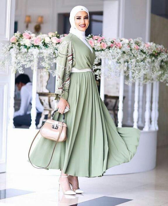 ستايلات #حجاب وملابس #محجبات #بنات - صورة ١