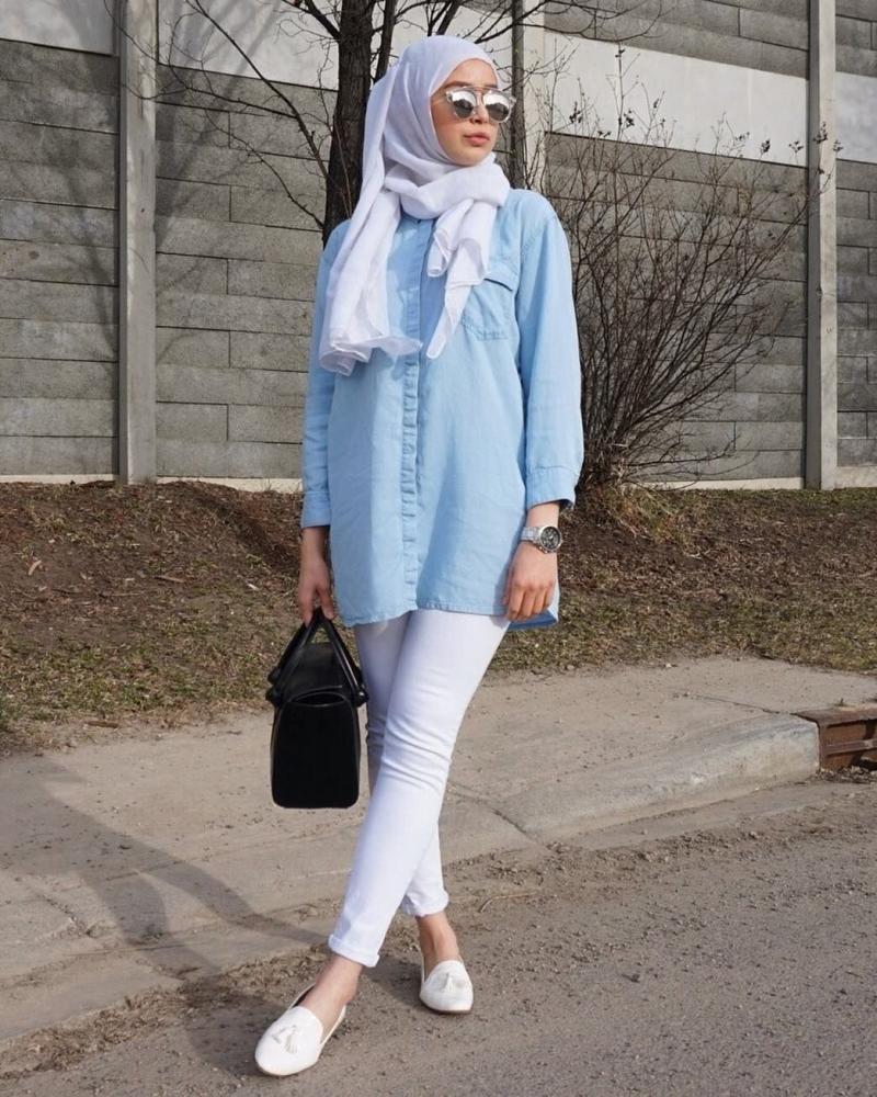 ستايلات #حجاب وملابس #محجبات #بنات - صورة ٢