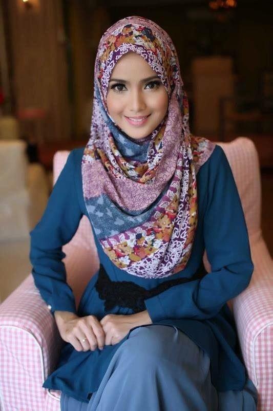 ستايلات #حجاب وملابس #محجبات #بنات - صورة ٧