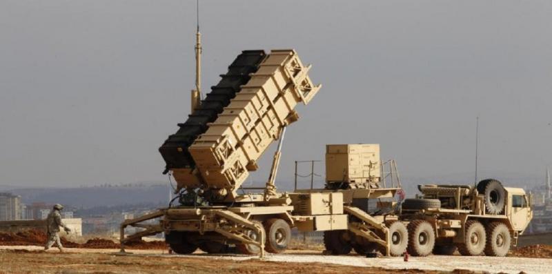 #السعودية تنشر منظومة باتريوت الدفاعية لحماية الحرم المكي من صواريخ جماعة #الحوثي الإرهابية #مكة