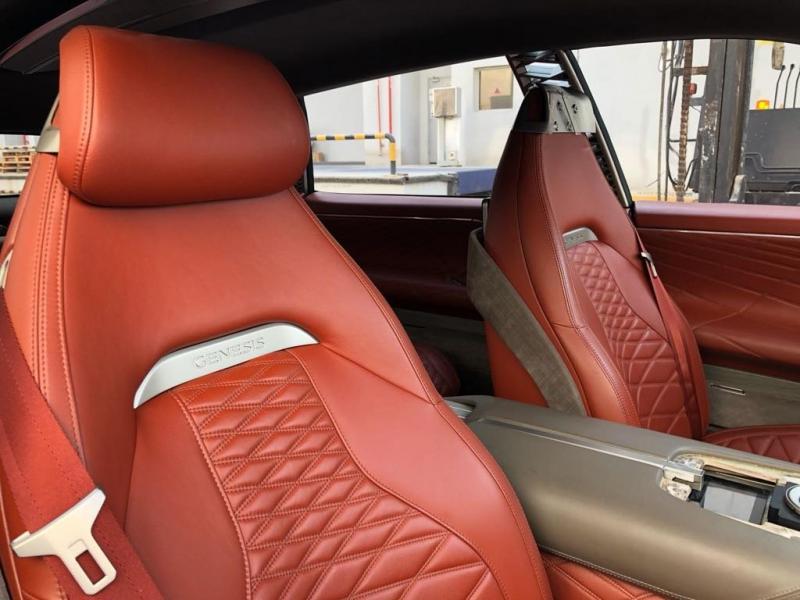 شركة #هيونداي تطلق سيارتها #جينيسس الفارهة بالدفع الرباعي #سيارات ٢٠١٩ - صورة ٤