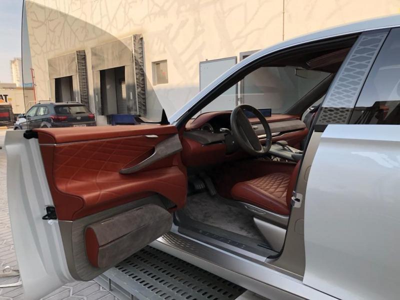 شركة #هيونداي تطلق سيارتها #جينيسس الفارهة بالدفع الرباعي #سيارات ٢٠١٩ - صورة ٣