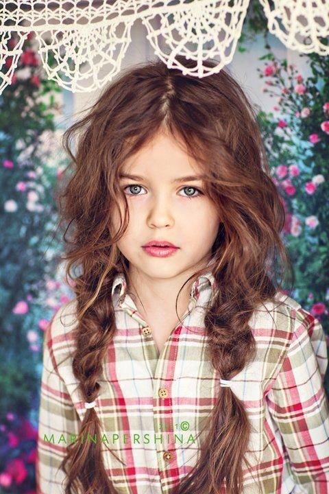 صور #بنات #أطفال جميلة بعيون ملونة #فيسبوك - صورة ٧