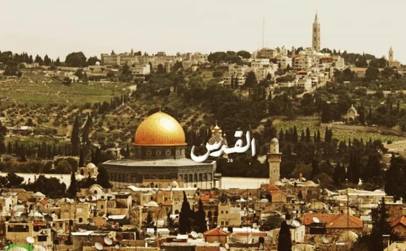 صور #خلفيات مدن #فلسطين - القدس