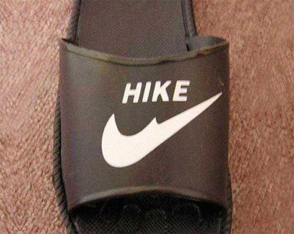 تقليد الماركات العالمية في #الصين والعالم - Nike مرة أخرى