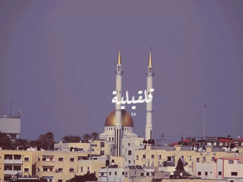 صور #خلفيات مدن #فلسطين - قلقيلية