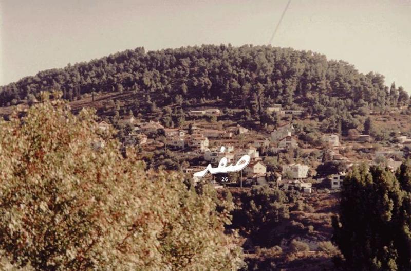 صور #خلفيات مدن #فلسطين - صفد
