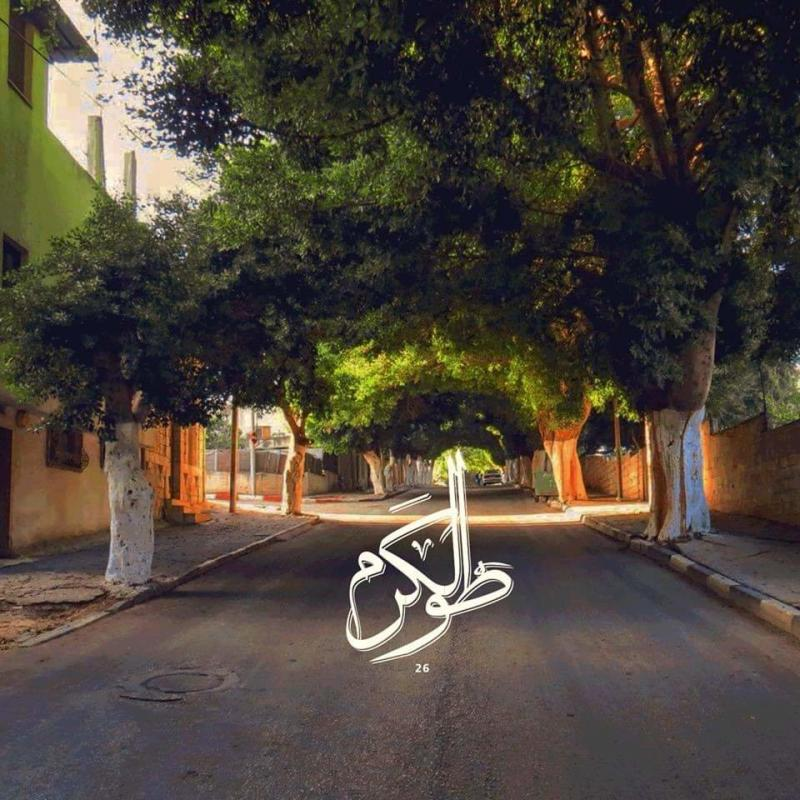 صور #خلفيات مدن #فلسطين - طولكرم