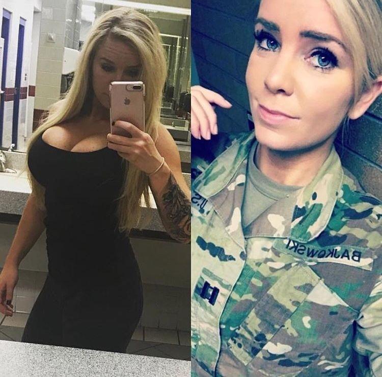#فتيات #نساء بالزي الرسمي #العسكري وبدونه من موقع #Instagram - صورة ٢٤