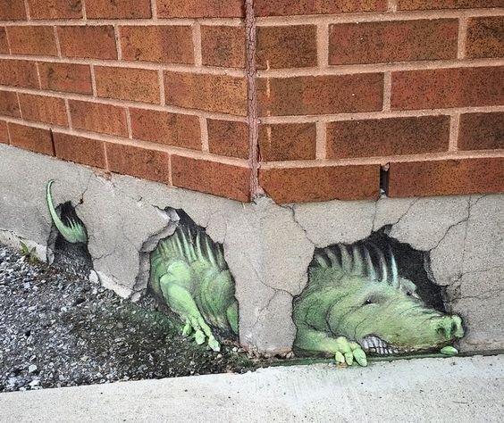 ٣٠ لوحة فنية في الشوارع #فن - صورة ٣٠