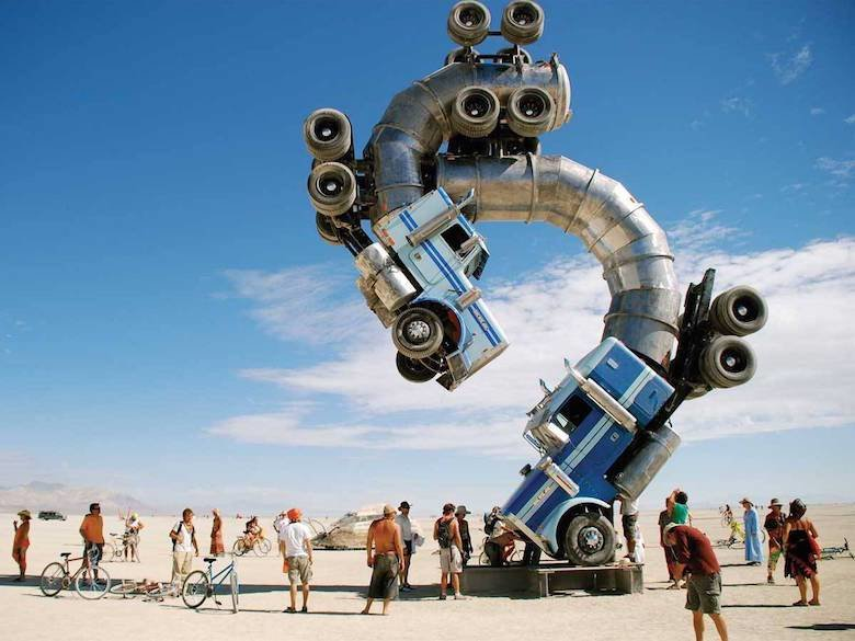 تماثيل تتحدى الجاذبية #فن - صورة ١٦