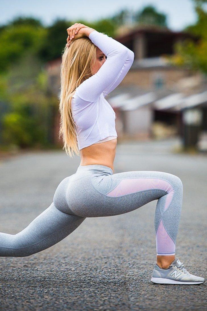 #فتيات #نساء بأجسام رياضية #صحة #بنات #Fitness_girls #بنات - صورة ١٢