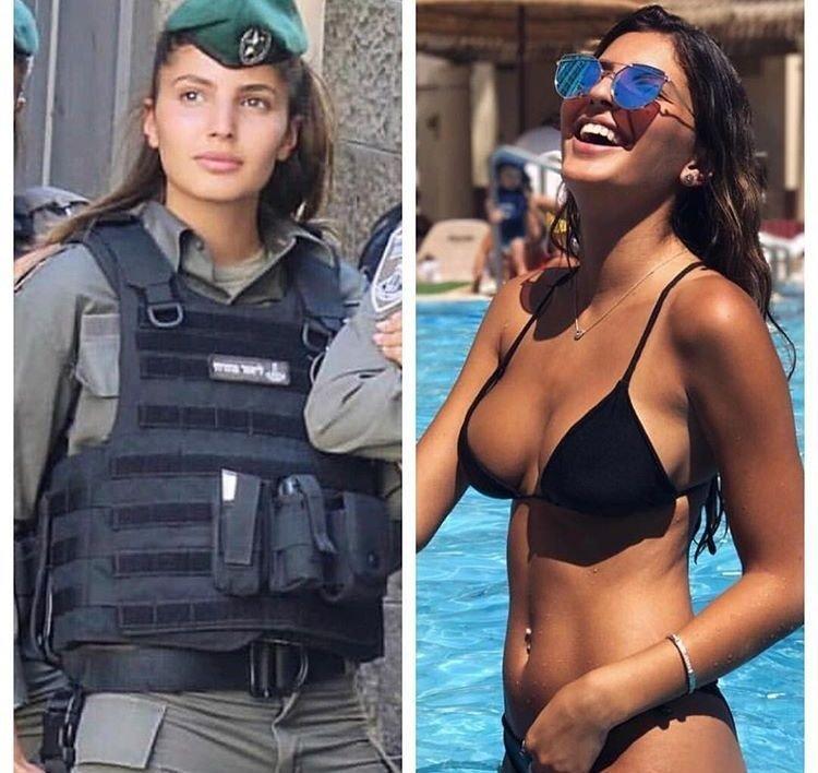 #فتيات #نساء بالزي الرسمي #العسكري وبدونه من موقع #Instagram - صورة ٥٧