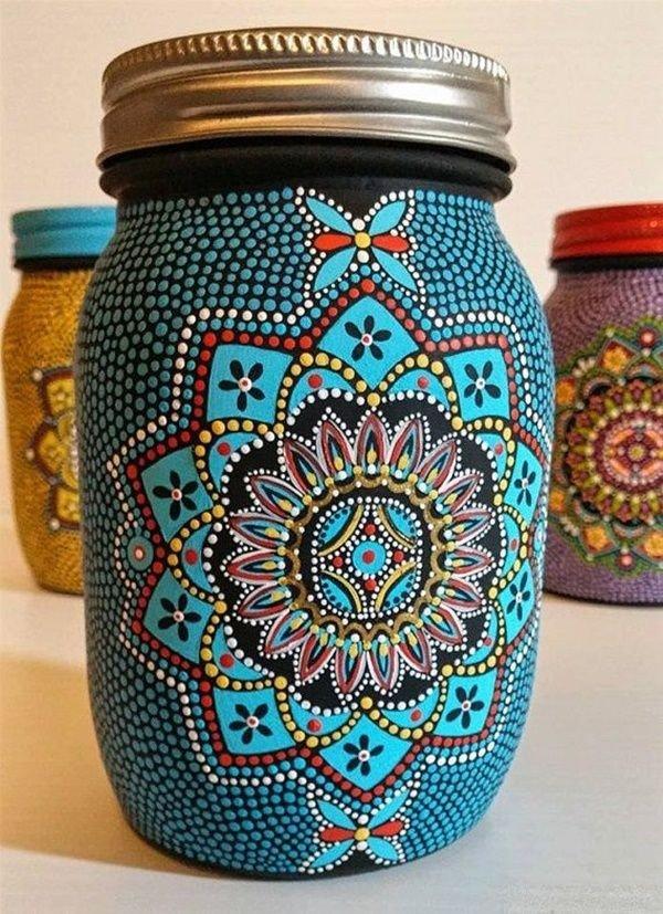 لوحات فنية مميزة متناسقة الألوان #فن - صورة ٥