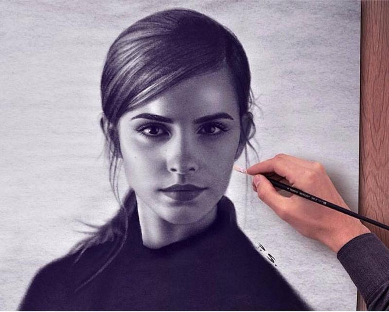 ٤٠ لوحة فنية لرسم الواقع تظهر كأنها صور فوتوغرافية #فن - صورة ١