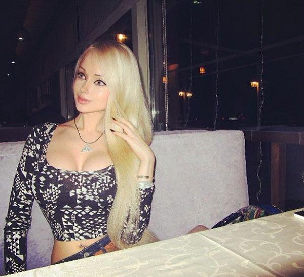 16 صورة ل #Valeria_Lukyanova الملقبة ب #باربي البشرية #بنات - صورة 5