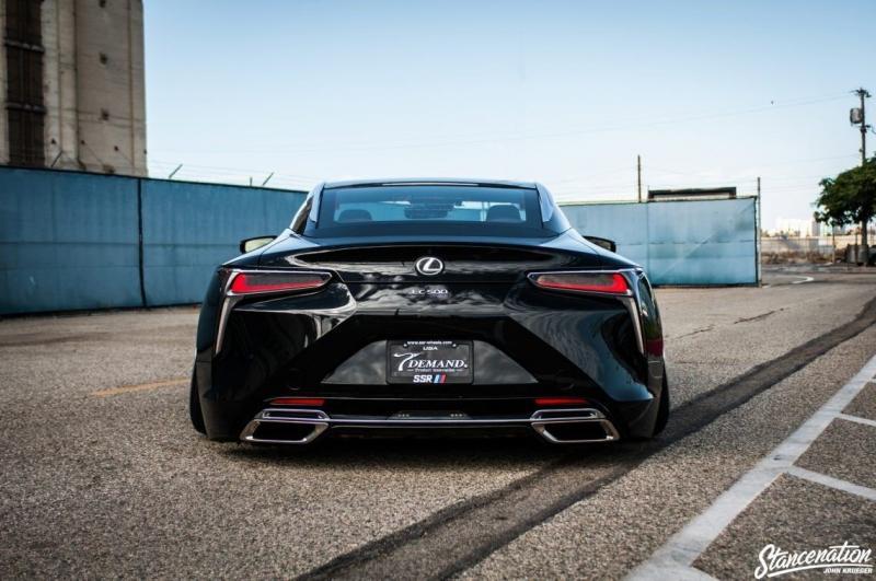 صورة لسيارة #Lexus موديل #LC500 #سيارات - صورة ١٣