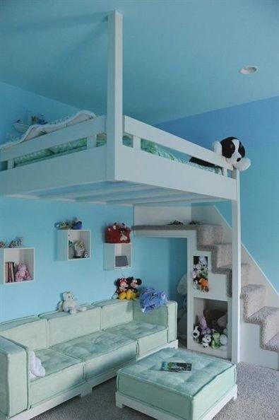 ١٠ أفكار #تصاميم غرف #بنات - صورة ٢