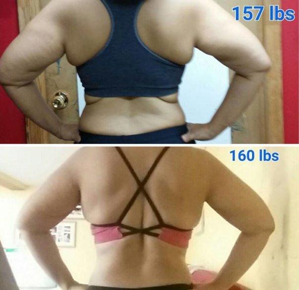37 صورة تثبت أن الوزن الأقل وحده ليس دليل على الرشاقة #تخسيس #بنات #صحة - صورة 9