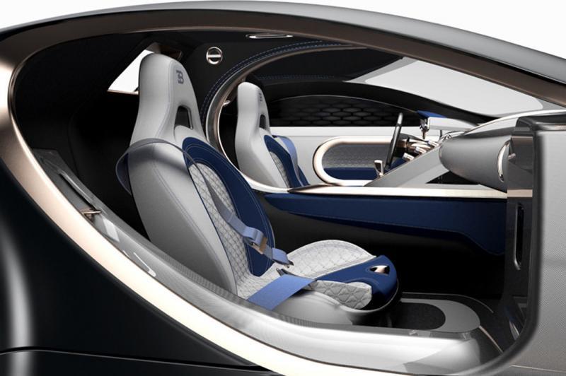 ١٤ صورة للتصميم المستقبلي لسيارة Bugatti Type 57T #سيارات - صورة ٧