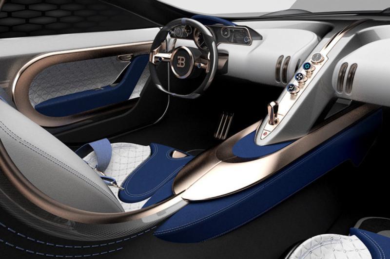 ١٤ صورة للتصميم المستقبلي لسيارة Bugatti Type 57T #سيارات - صورة ٦