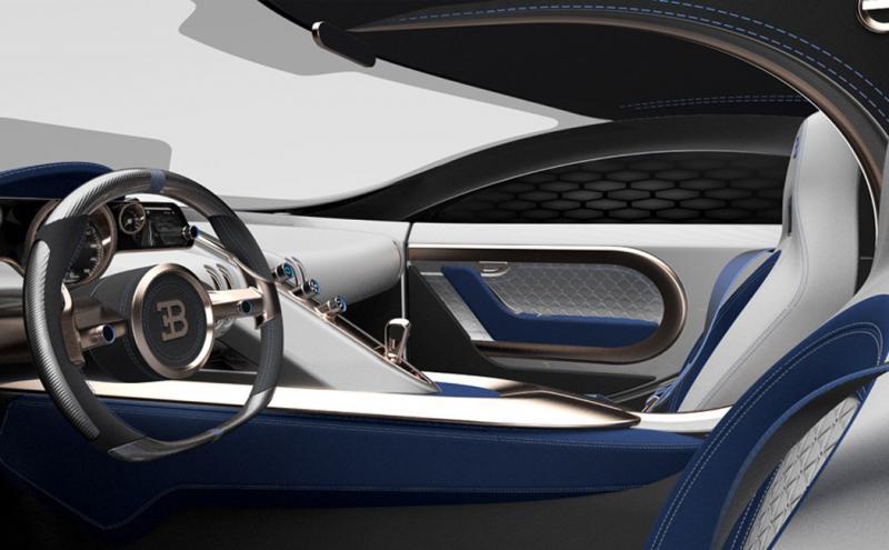 ١٤ صورة للتصميم المستقبلي لسيارة Bugatti Type 57T #سيارات - صورة ٥